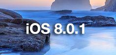 iOS 8.0.1 Update: Download jetzt verfügbar! - https://apfeleimer.de/2014/09/ios-8-0-1-update-download - Apple veröffentlicht iOS 8.0.1 und kümmert sich mit dem ersten, kleinen iOS 8.0.1 OTA-Update um die Behebung von Fehlern und Problemen sowie offener Baustellen wie iHealth und HealthKit. Das iOS 8.0.1 Update behebt mit nur ca. 72 MB Over-The-Air (auf einem iPhone 6 Plus) die Probleme mit H...