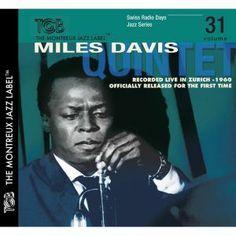 Live in Zurich / Miles Davis Quintet