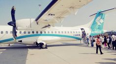 #airdolomiti #meran #plane #flugzeug #travel