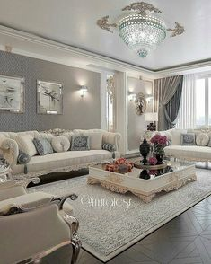Create an amazing living room decor with our inspirations. Living Room Create an amazing living room decor with our inspirations. Living Room Best of Living Room BestofLivingRoomx Living […] Room inspirationen Fancy Living Rooms, Living Room Decor Cozy, Elegant Living Room, Home Living Room, Living Room Interior, Glamour Living Room, Ceiling Design Living Room, Home Room Design, Home Interior Design