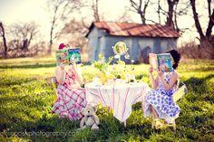 books & tea party #photogpinspiration