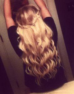 cute hair style!!!