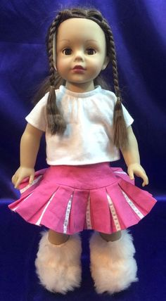 """Madame Alexander 2007 Doll 18"""" Long Brown Hair Brown Eyes with Clothing Outfit #Dolls"""