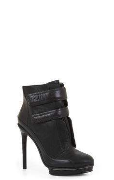 bcbg love these stilettos! The subtle straps add interest
