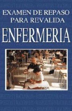 Examen De Repaso Para Revalida Enfermeria [Paperback] by Varios