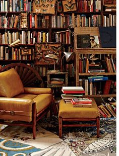 Will have this for my dream house. #library