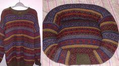 Eski Kazaktan Kedi - Köpek Yatağı Yapımı