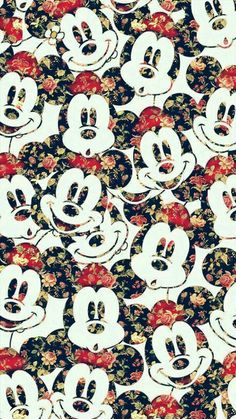 Image de wallpaper, disney, and mickey mouse