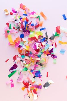 The Ultimate Guide to Confetti. Because there is plenty to know you know!