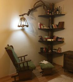 11 creative decorating bookshelves idea inspire you 36 - Home Style