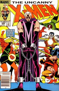 Cover for The Uncanny X-Men (Marvel, 1981 series) #200 [Direct Edition]