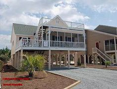 Sunset Beach Vacation Rental   House | 3 Gulls | Sunset Properties