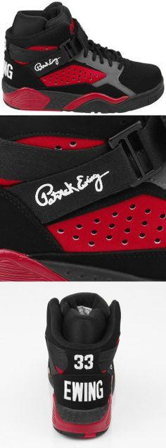 Patrick Ewing Ewing Focus Basketball Schuhe Shoes Herren Men(EU 44,Black), Hochqualitativer Basketballschuh von Patrick Ewing im Oldschooldesign endlich wieder erhältlich. Der FOCUS von EWING ATHLETIC feiert 20-jähriges Jubiläum. Das High-Top Modell wurde erstmals 1993 vo..., #Apparel, #Fashion Sneakers