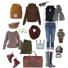 Who says you can't camp in style? Camping Outfits, Hiking Outfits, Camping Clothing, Vacation Outfits, Fall Winter Outfits, Autumn Winter Fashion, Casual Outfits, Cute Outfits, Country Outfits