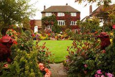 Английский сад Марии и Тони Ньютон.... Обсуждение на LiveInternet - Российский Сервис Онлайн-Дневников