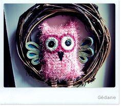 owl #crafts #cute #pinl