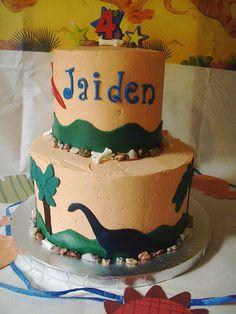 Dinos cake