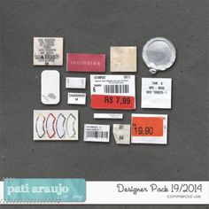 Designer Pack 19/2014 by Pati Araujo