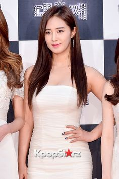 Yuri - Girls Generation at 2014 KBS Gayo Daechukje Red Carpet