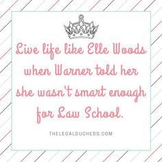 Elle Woods is my life goal. School Today, Law School, School Life, Lsat Prep, Elle Woods, Prep School, New Law, Photography Courses, College Hacks