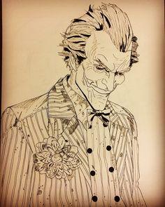 The joker @jebidiah_bokker