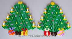 3D Christmas Tree made by Rachel - myhappycrafts.com