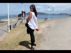 Cómo cortar y coser una blusa blanca básica http://ini.es/1wFYq70 #DIY, #RopaDiy, #Video