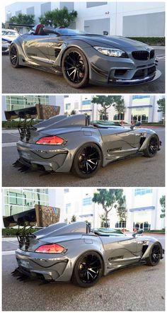 ''2017 Z4 GT Continuum '' 2017 Auto concept, Nouvelles Autos et prototypes pour 2017