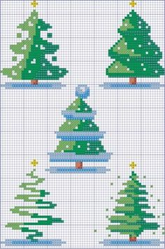 Thrilling Designing Your Own Cross Stitch Embroidery Patterns Ideas. Exhilarating Designing Your Own Cross Stitch Embroidery Patterns Ideas. Christmas Charts, Cross Stitch Christmas Ornaments, Xmas Cross Stitch, Cross Stitch Borders, Christmas Embroidery, Cross Stitch Designs, Cross Stitching, Cross Stitch Embroidery, Christmas Tree