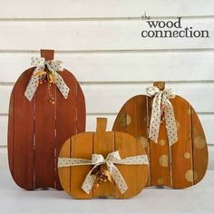 The Wood Connection is Utah's original unfinished wood crafts store. Shop our online selection of DIY wood projects! Pallet Pumpkin, Diy Pumpkin, Pumpkin Farm, Pumpkin Ideas, Halloween Wood Crafts, Halloween Decorations, Halloween Ideas, Halloween Coffin, Outdoor Halloween