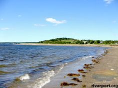 Oxner's Beach, Lower LaHave  Lunenburg County, Nova Scotia, Canada