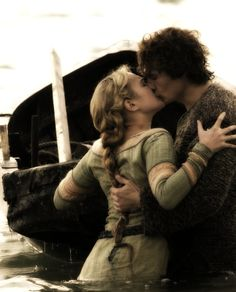 James Franco and Sophia Myles, Tristan + Isolde