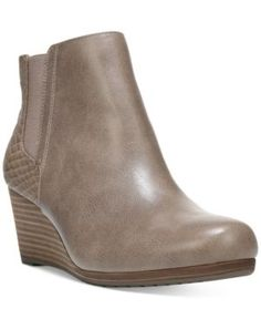 Dr. Scholl's Dillion Booties - Brown 8.5M