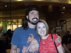 Meet Dave Grohl... Many times.... Wut!? #davegrohl #foofighters