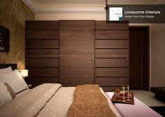 Master Bedroom | Lonesome Interiors Designs