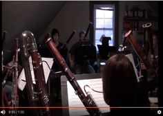 11 bassoon supergroup Thursday's Child  see them here:  |https://youtu.be/7Neb0W0Id74 https://youtu.be/eohjSCLXYac