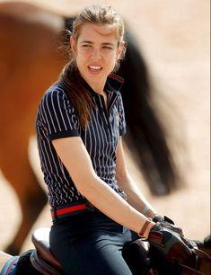 Gorgeous riding shirt!