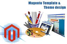 Magento theme design