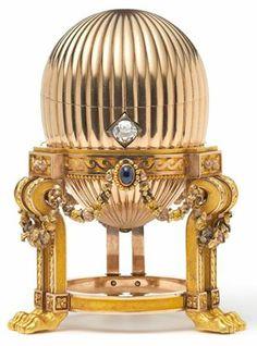 Ovo Fabergé perdido em loja de antiguidades vale mais que prêmio de #loteria