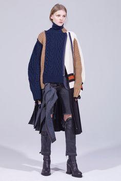 サカイ(sacai) 2018 Pre Fall コレクション - 写真14