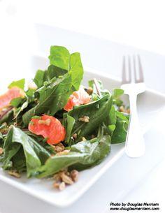 Bistro Dandelion Greens Salad