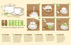 Go Green! poster concept.