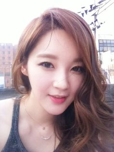 [NEWS] Davichi's Kang Min Kyung has a blemish free skin - Latest K-pop News - K-pop News | Daily K Pop News