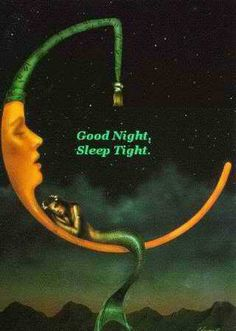 Thought I'd catch you before you went to bed.  Pleasant dreams cuz :) Right back at ya..:)