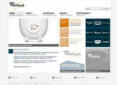 Business Web Design Design Example