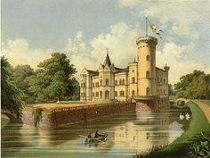 Schlemmin Castle paint