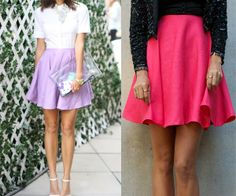 Popular DIY Crafts Blog: How to Make Your Own Circle Skirt