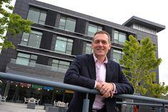 Middlesbrough entrepreneur Andy Preston's 'tech town' ambition