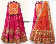 Teen Fashion ~ Fashion Trends ~ – Page 8 of 124 – South India Fashion Indian Wedding Fashion, Indian Wedding Outfits, Pakistani Outfits, Indian Outfits, Lehenga Designs, Saree Blouse Designs, Indian Bridal Lehenga, Indian Bridal Wear, Indian Wear