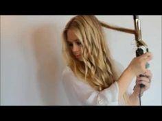 The BEST Victoria's Secret curls Hair tutorial! Curls will lasts 3 days!!!